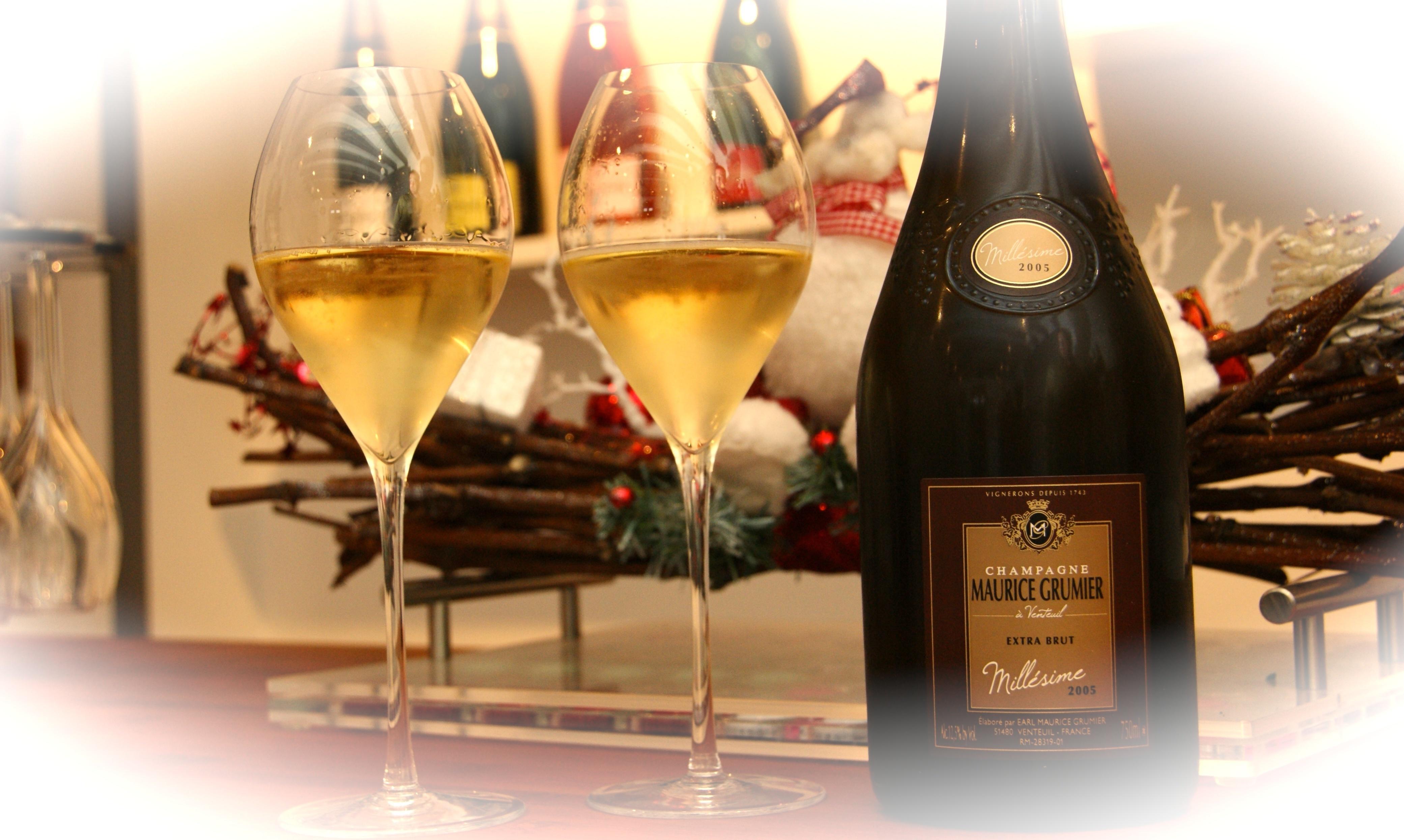Champagneproeverij op locatie - MY Champagne